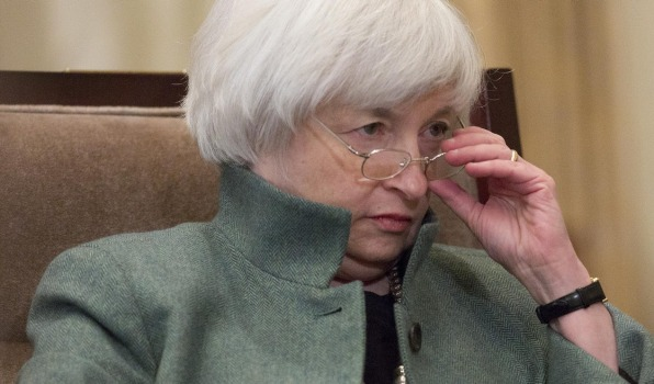 Janet Yellen pondering interest rates?